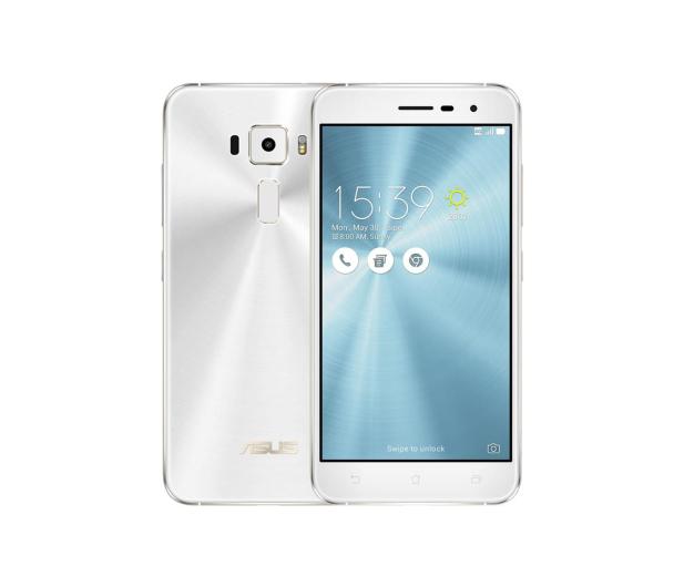 ASUS ZenFone 3 ZE520KL 4/64GB Dual SIM biały  - 328980 - zdjęcie