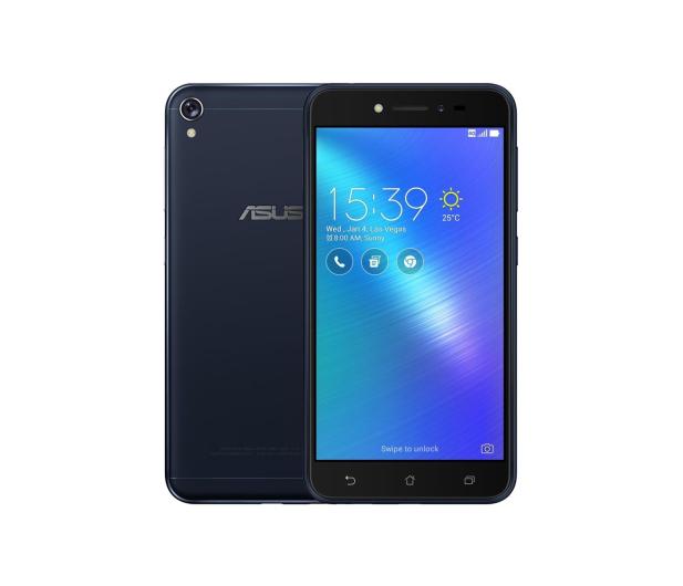 ASUS ZenFone Live ZB501KL 2/16GB Dual SIM czarny - 366217 - zdjęcie
