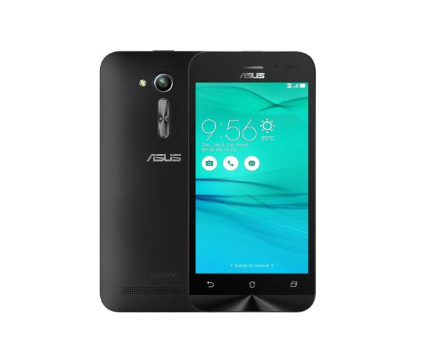 ASUS ZenFone Go ZB500KG 1/8GB Dual SIM czarny - 367548 - zdjęcie