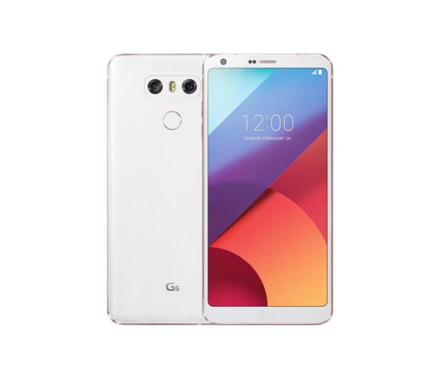 LG G6 biały - 357952 - zdjęcie