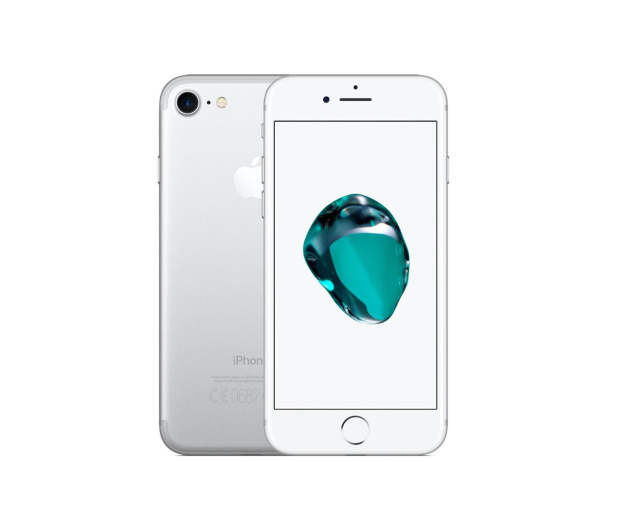 Apple iPhone 7 128GB Silver - 324765 - zdjęcie