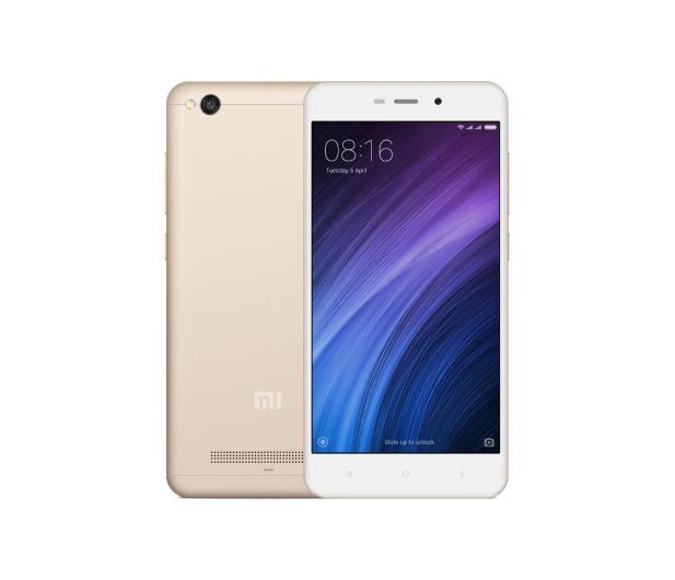 Xiaomi Redmi 4A 32GB Dual SIM LTE Gold - 357618 - zdjęcie