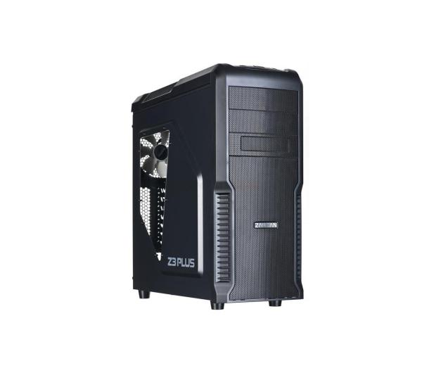 Zalman Z3 PLUS USB 3.0 czarna - 159697 - zdjęcie