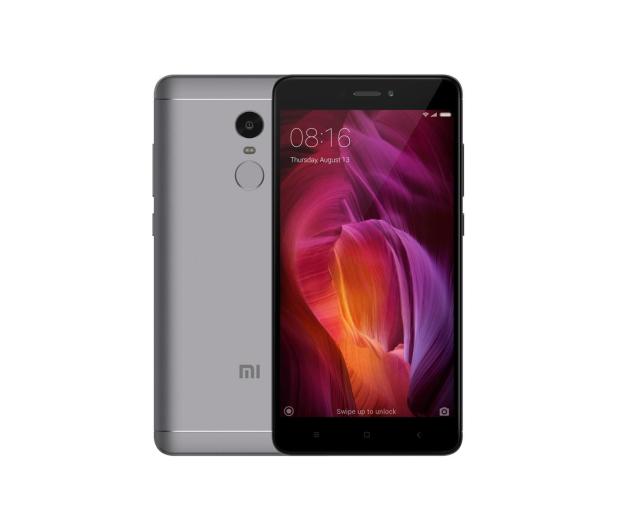 Xiaomi Redmi Note 4 3/32GB Dual SIM LTE Dark Grey - 357622 - zdjęcie
