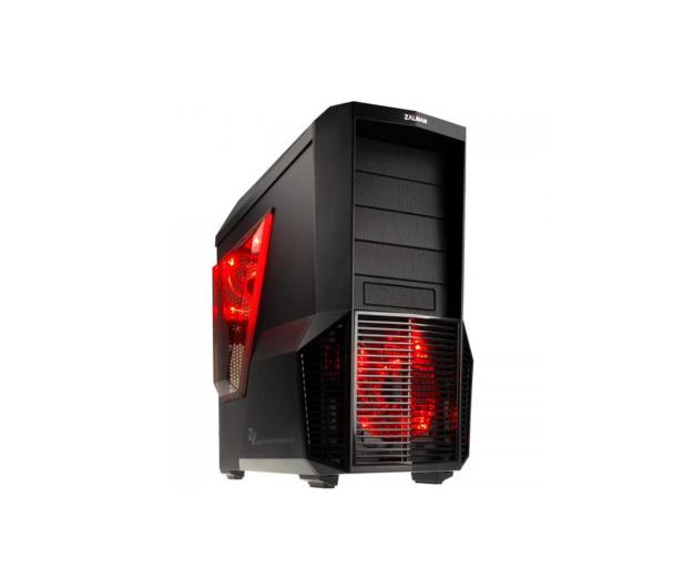 Zalman Z11 PLUS HF1 czarna USB 3.0  z oknem - 186413 - zdjęcie