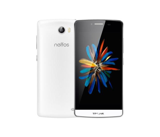 TP-Link Neffos C5 Dual SIM LTE biały - 307357 - zdjęcie