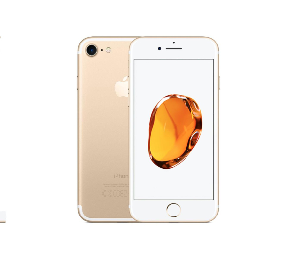 Apple iPhone 7 128GB Gold - 324766 - zdjęcie
