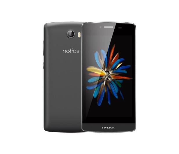 TP-Link Neffos C5 Dual SIM LTE szary - 307358 - zdjęcie