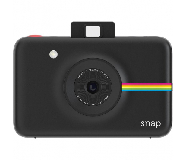 Polaroid Snap czarny - 373888 - zdjęcie
