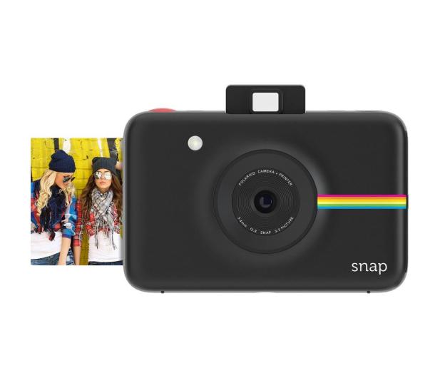 Polaroid Snap czarny - 373888 - zdjęcie 2