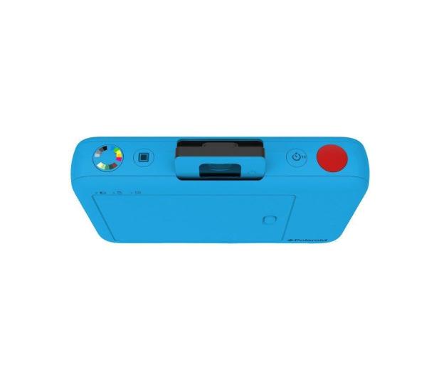 Polaroid Snap niebieski  - 373890 - zdjęcie 3