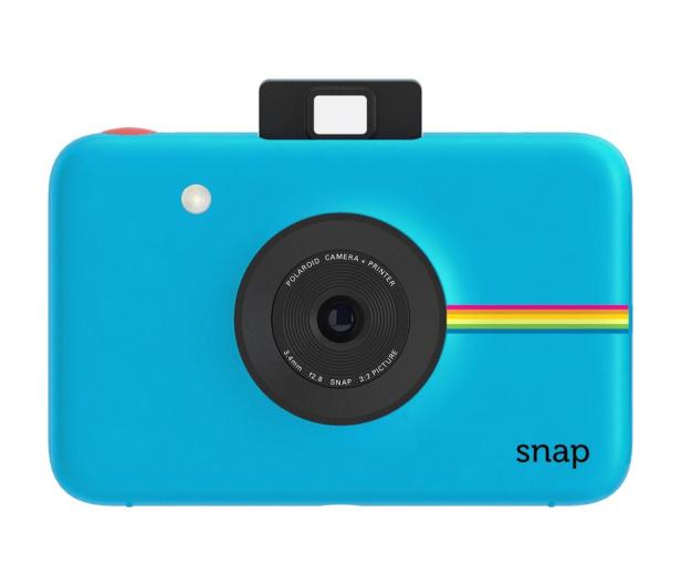 Polaroid Snap niebieski  - 373890 - zdjęcie