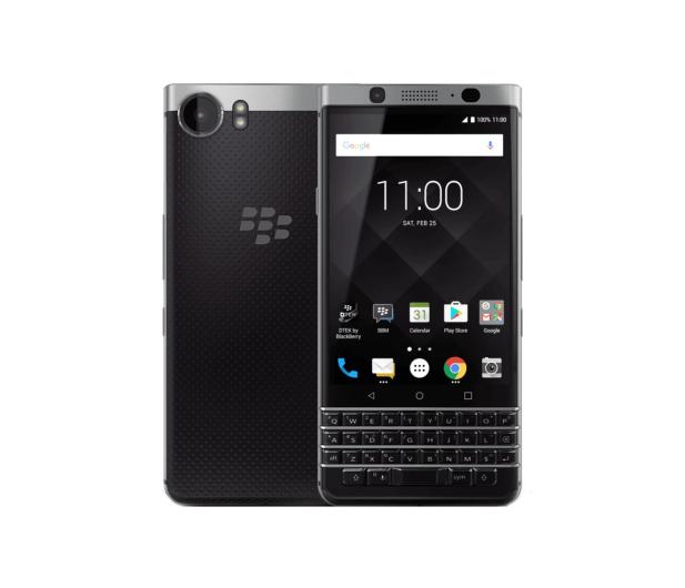 BlackBerry KEYone 3/32GB srebrny - 356961 - zdjęcie