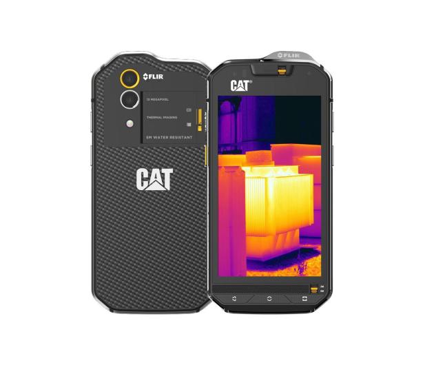 Cat S60 Dual SIM LTE czarny - 311161 - zdjęcie