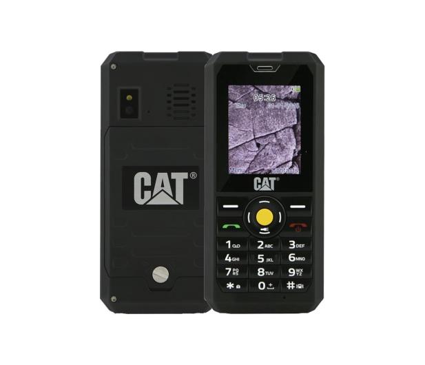 Cat B30 Dual SIM czarny - 244314 - zdjęcie