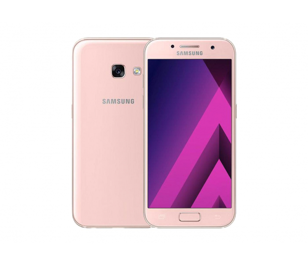 Samsung Galaxy A3 A320F 2017 LTE Peach Cloud - 342922 - zdjęcie