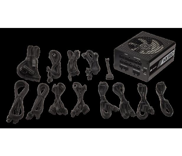 Corsair HX850 850W Platinum BOX - 374435 - zdjęcie 6