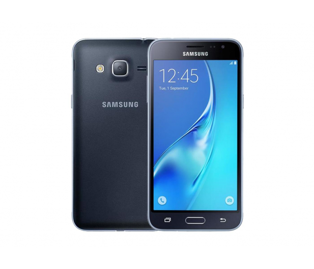 Samsung Galaxy J3 2016 J320F LTE czarny - 289663 - zdjęcie