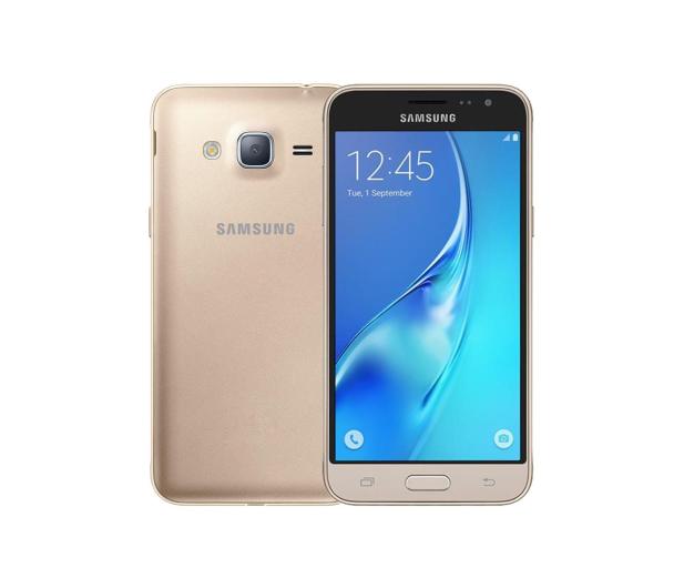 Samsung Galaxy J3 2016 J320F LTE złoty - 305668 - zdjęcie