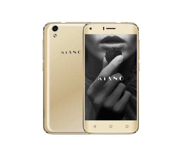 Kiano Elegance 5.1 Pro 3/16GB Dual SIM LTE złoty - 333726 - zdjęcie