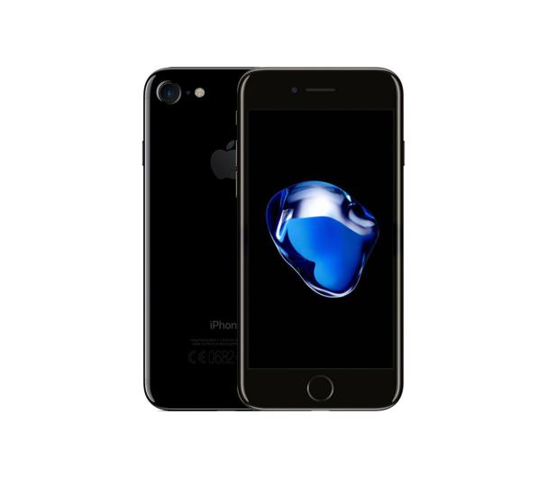 Apple iPhone 7 128GB Jet Black - 324764 - zdjęcie