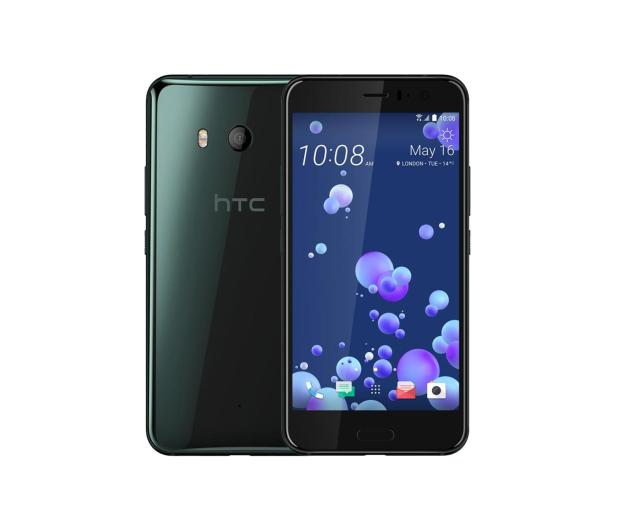 HTC U11 Dual SIM czarny - 368057 - zdjęcie
