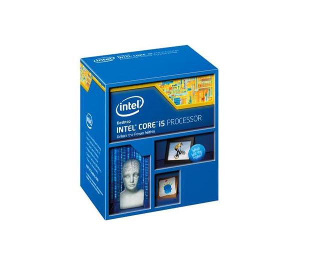 Intel i5-4670K 3.40GHz 6MB BOX - 150675 - zdjęcie