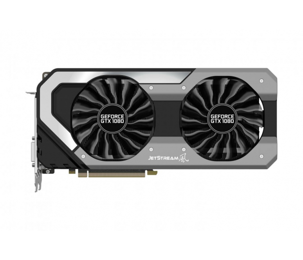 Palit GeForce GTX 1080 JetStream 8GB GDDR5X - 374652 - zdjęcie 4