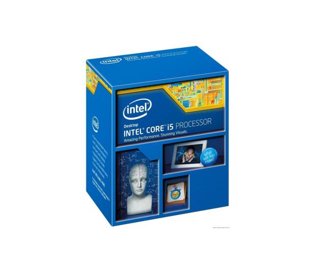 Intel i5-4690 3.50Hz 6MB BOX - 185293 - zdjęcie