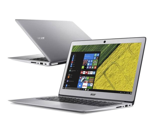 Acer Swift 3 i3-7100U/8GB/256/Win10 FHD IPS - 374200 - zdjęcie