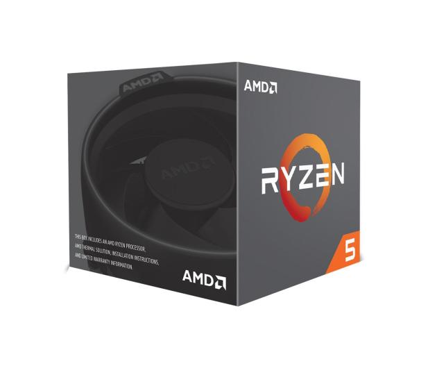 AMD Ryzen 5 1600 3.2GHz  - 359914 - zdjęcie