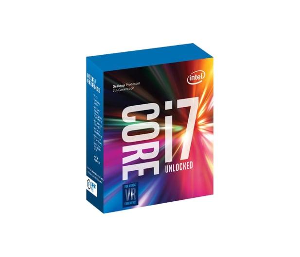 Intel i7-7700K 4.20GHz 8MB BOX - 340965 - zdjęcie