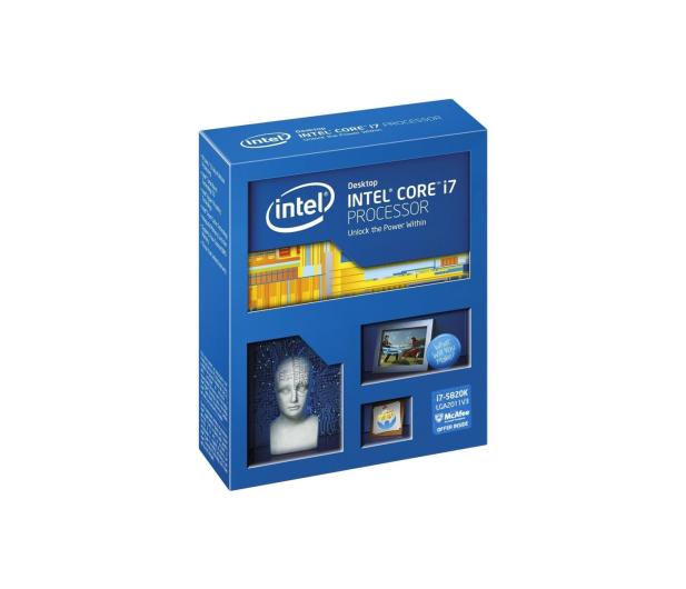 Intel i7-5820K 3.30GHz 15MB BOX - 206719 - zdjęcie
