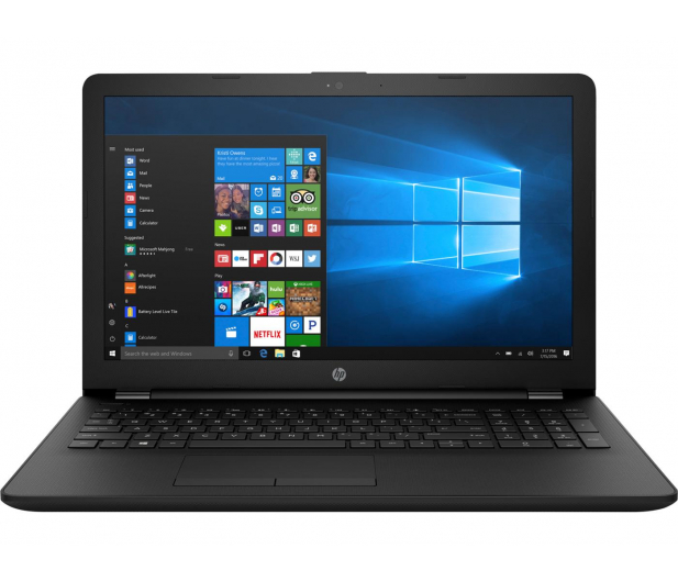 HP 15 i3-5005U/4GB/120/DVD/W10  - 442168 - zdjęcie 3