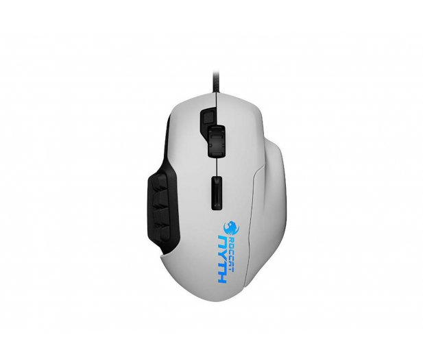 Roccat Nyth Modular MMO Gaming Mouse (biała)  - 298466 - zdjęcie