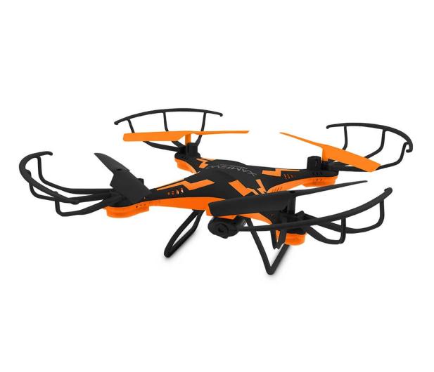 Overmax OV-X-Bee Drone 3.1 Plus WiFi czarno-pomarańczowy - 375370 - zdjęcie 2