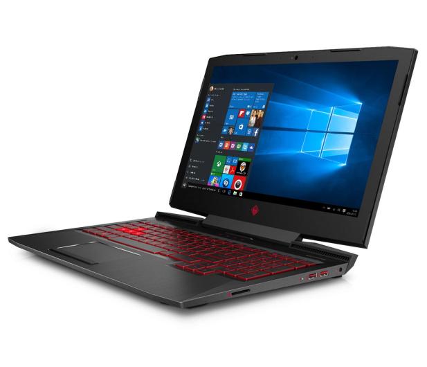 HP OMEN 15 i7-7700HQ/8G/128+1TB/W10 GTX1050 IPS - 457483 - zdjęcie 2