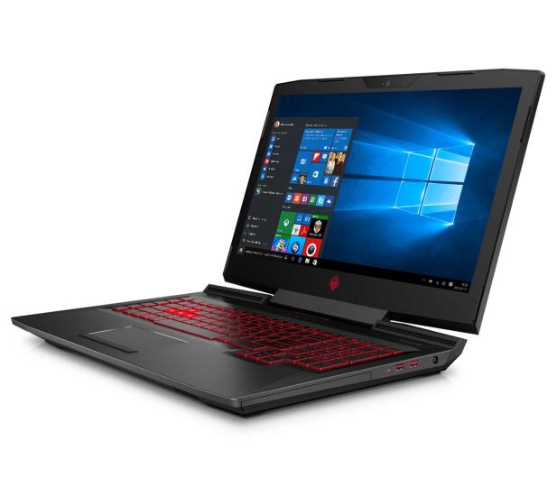 HP OMEN i5-7300HQ/8GB/1TB+240SSD/Win10 GTX1050 - 376227 - zdjęcie 2