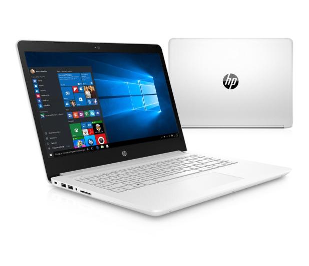 HP 14 i3-6006U/8GB/120SSD/Win10x - 375265 - zdjęcie