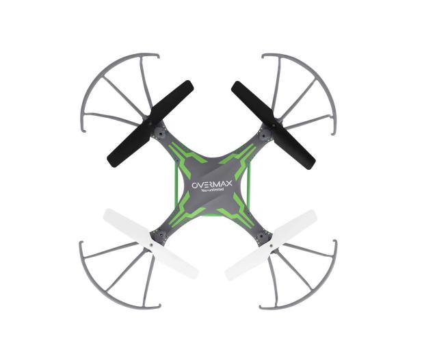 Overmax OV-X-Bee Drone 3.1 Plus WiFi szaro-zielony - 375371 - zdjęcie 3