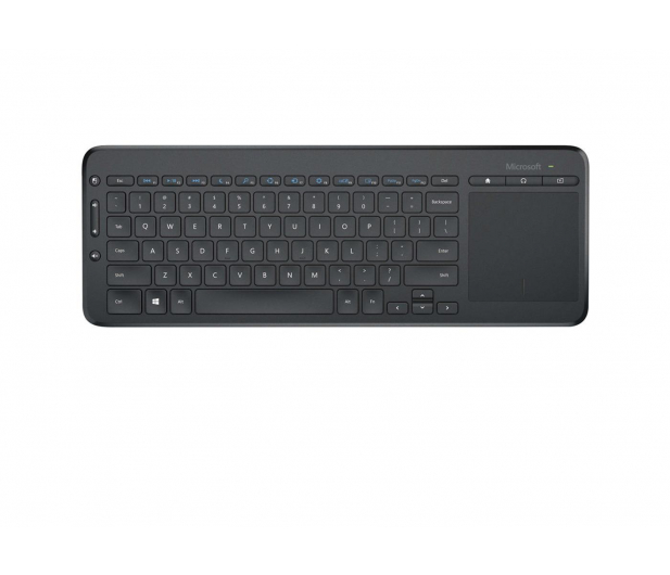 Microsoft All-in-One Media Keyboard - 206741 - zdjęcie