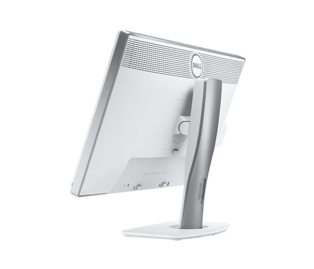 Dell U2412M biały - 373658 - zdjęcie 3