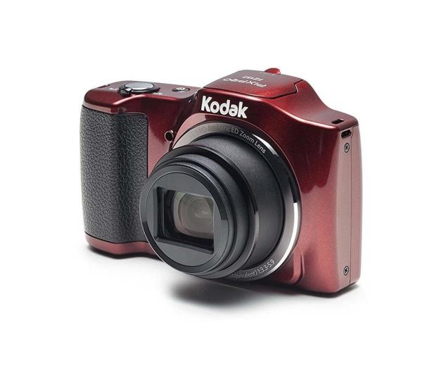 Kodak FZ152 czerwony - 375721 - zdjęcie 2