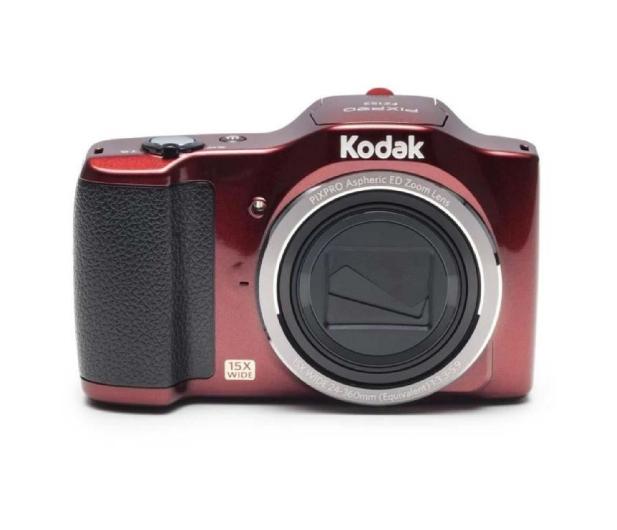Kodak FZ152 czerwony - 375721 - zdjęcie