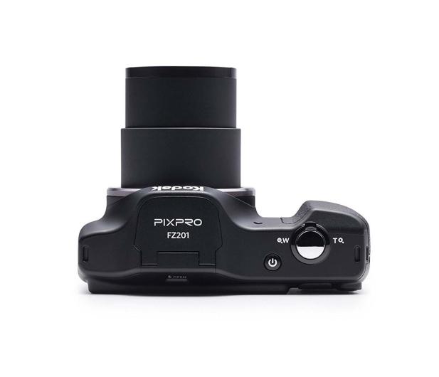 Kodak FZ201 czarny - 375723 - zdjęcie 3