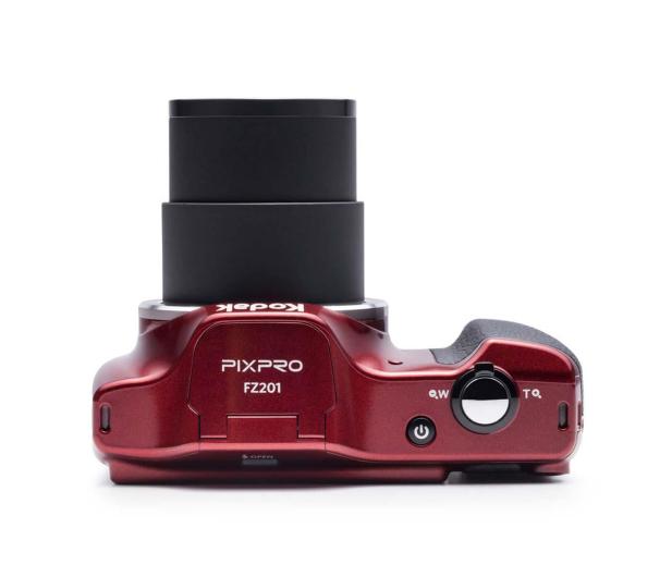 Kodak FZ201 czerwony - 375724 - zdjęcie 3