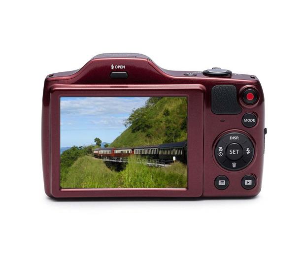 Kodak FZ201 czerwony - 375724 - zdjęcie 4