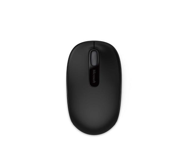Microsoft 1850 Wireless Mobile Mouse Czarna + Magenta Pink - 479381 - zdjęcie 2
