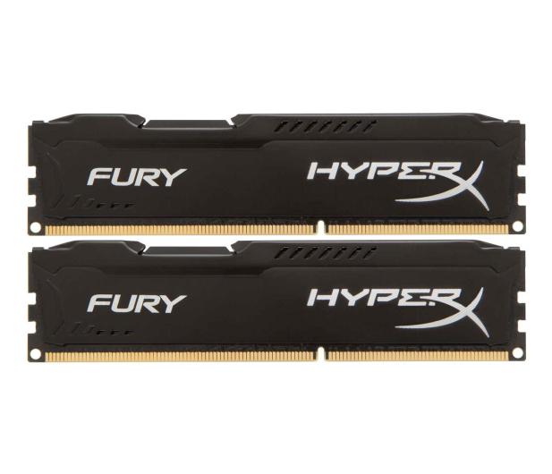 HyperX 16GB (2x8GB) 1600MHz CL10 Fury Black - 180491 - zdjęcie