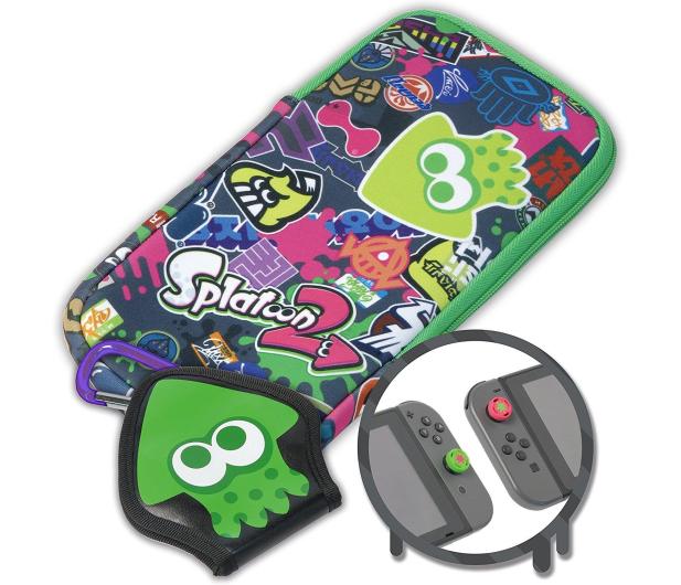 Hori Nintendo Switch Zestaw Splatoon - 375789 - zdjęcie
